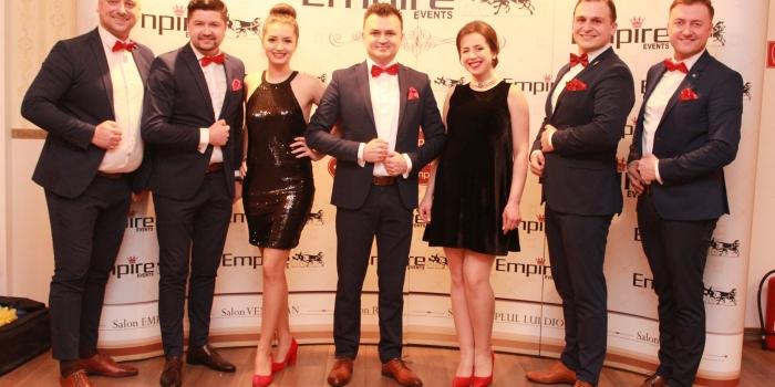 Empire Events, Simfonia Ballroom Bucuresti – formatie nunta